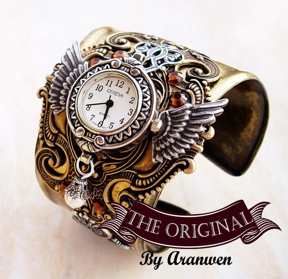 Steampunk Men's Bracelet