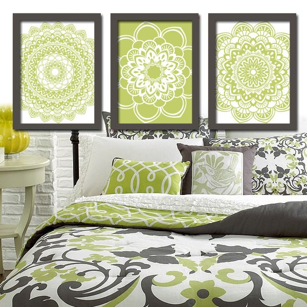 green bedroom pictures canvas or prints bathroom artwork