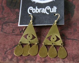 Mystic Seeker Earrings