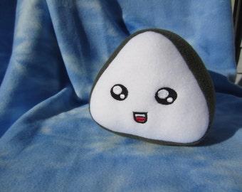 Shiny Eyes Onigiri Japanese Rice Ball Plush