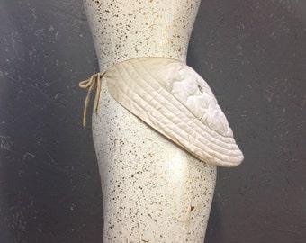 Edwardian bustle pad. Scott Hip Form. Small.