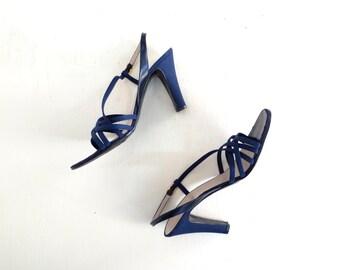 Navy blue heels - deals on 1001 Blocks