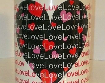 Valentine Love Coffee Mug