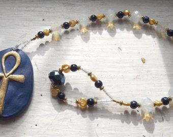 Neferankh - Witches' Ladder - Prayer Beads