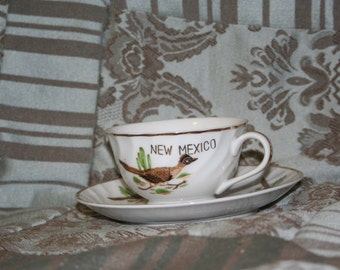 New Mexico, Roadrunner Cup and Saucer