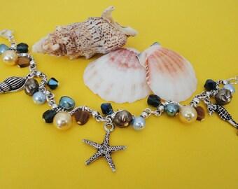 Sealife Charm Bracelet