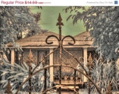 Jamaica Gate, fine art photography, rusty photo, rusty gate, rusted gate, jamaica photography, jamaica photo, home decor photo, home decor
