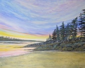 Bailey Island, Maine Orig...