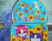 Lisa Frank Kitty Backpack