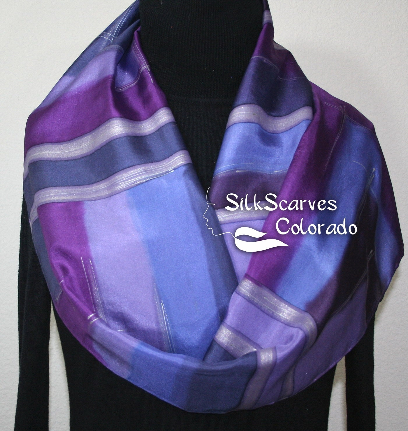 Silk Scarves We offer a wide selection of % silk scarves. Browse the scarves by using the filters to find the scarves by color, by pattern or by style.