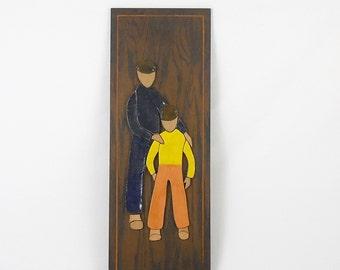 Unique Father & Son Art