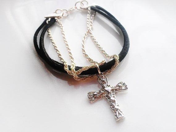 christian jewelry bracelet religious gift women teenage girl