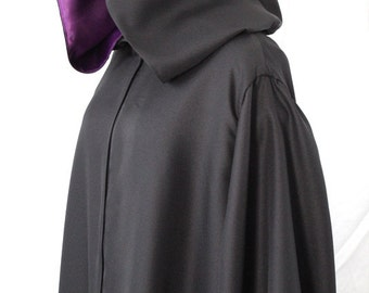 Snow White Wicked Queen Cape