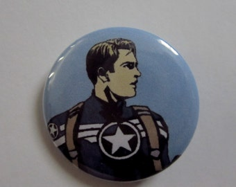 Avengers Captain America Pin