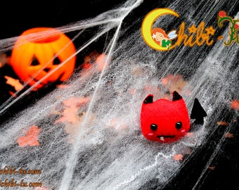 Brooch  Demon Halloween