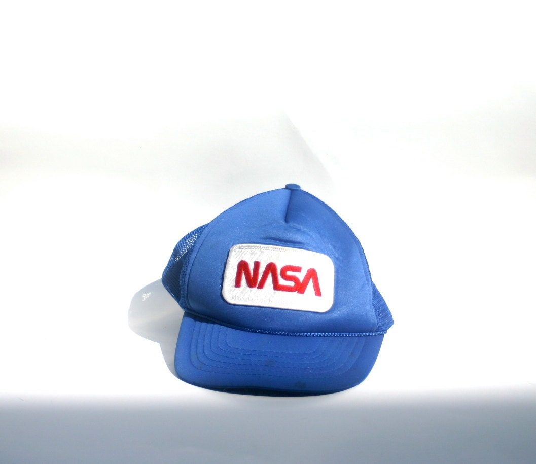 vintage nasa hat - photo #1