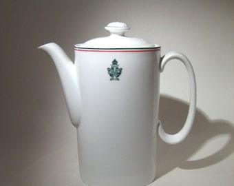 Royal Doulton Coffee Pot - Royal Lytham & Stannes Golf Club