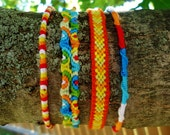 Mango Twist Friendship Bracelet Set