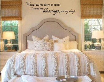 in this home vinyl decal wall decal quote