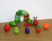 The Very Hungry Caterpillar - Monday Through Friday Set