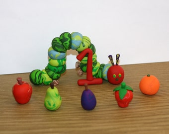 Caterpillar - Monday Through Friday Set