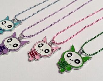 Sale! Alien Necklace