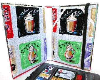 iPad Mini Book Style Case, Upcycled from 1961 French Textbook, Fits Kindle Fire, Nexus 7, Nook Color, Galaxy Tab Too