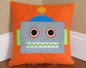 Robot Pillow