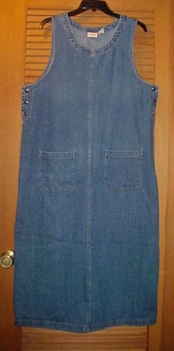 Shop for and buy denim jumper online at Macy's. Find denim jumper at Macy's.