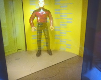 Vintage Star Trek Transporter Toy 1993