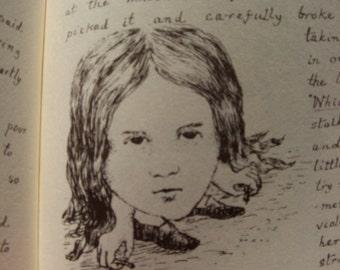 1964 Alices Adventures Under Ground Book