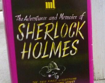 Sherlock Homes by Sir Arthur Conan Doyle