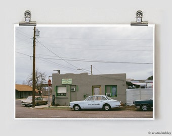 Marfa West Texas Fine Art Photography Print