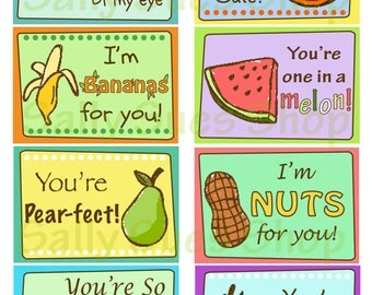 Lunch Notes Printable
