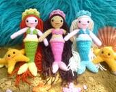 Original Amigurumi Crochet Patterns by mojimojidesign on Etsy