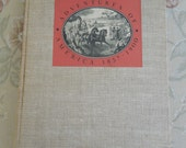 Adventures of America 1857-1900 Hardcover Book 1938 by Harper Brothers Profusely Illustrated