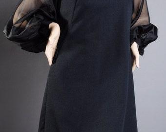 60's Little Black Dress by Dyanne of Dallas
