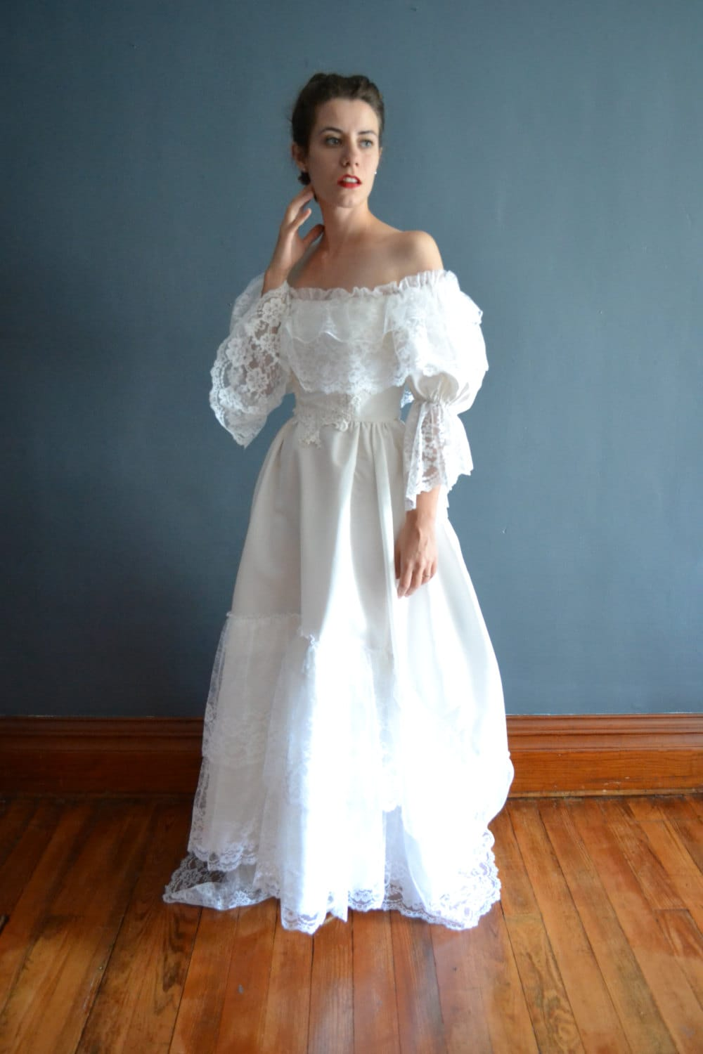 70s wedding dress 1970s wedding dress stela for 1970 s style wedding dresses