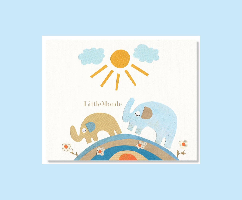 Image Result For Baby Boy Nursery Elephantsa