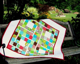 Baby Quilt Pattern Cotton Pickin' Pattern 438P