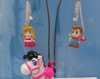 Aurora's Pony - Darling Earring Display Holder featuring Disney's Sleeping Beauty
