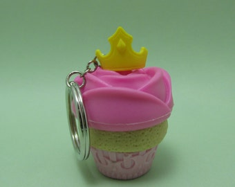 Princess Aurora Key Chain - Inspired by Disney's Sleeping Beauty