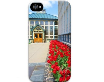 Colorful Architecture iphone 6 case, Patriotic iphone 5 case, Unique iphone 4 case, Tulip iphone case, USA iphone se case, red white blue