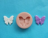 BUTTERFLY. Food Grade Silicone Mold for Fondant, Chocolate, Sugar Craft, Cake Toppers.