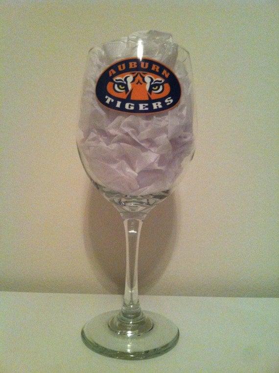 Auburn University Glass