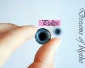 Pullips realist eyechips blue  by niruko A6