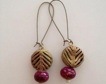 Rich Earth Earrings