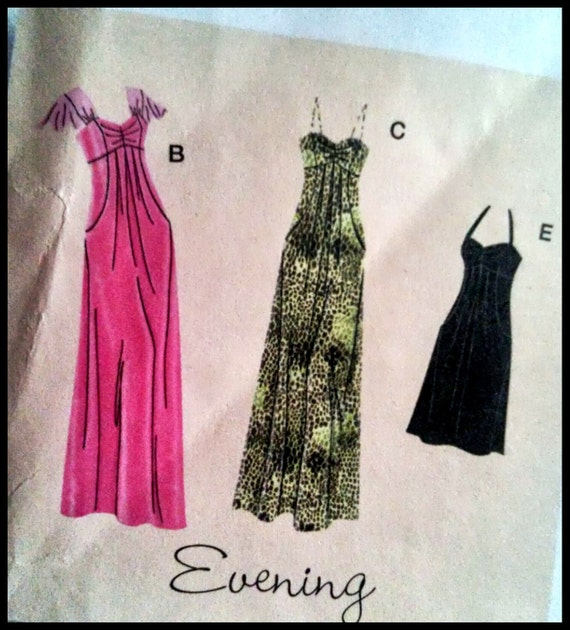 evening three step instructions step by step