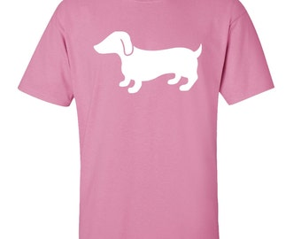 Popular items for doxie on etsy for Sweaty t shirts and human mate choice