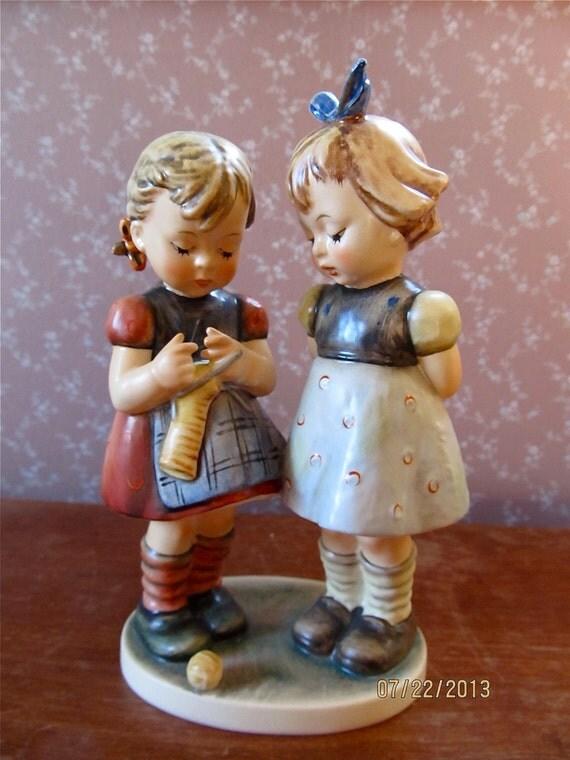 dating hummel figurines